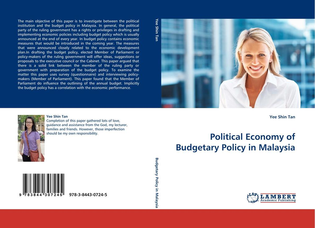 Political Economy of Budgetary Policy in Malays...