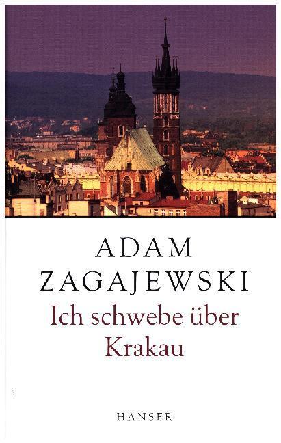 Ich schwebe über Krakau als Buch