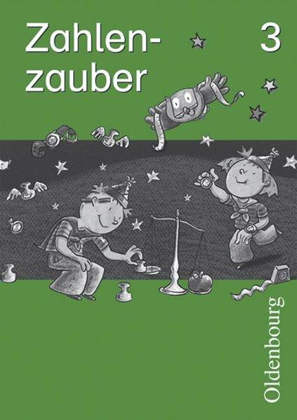 Zahlenzauber 3. Arbeitsheft. Bayern. Euro als Buch