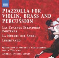 Tangos für Violine,Blechbläser und Schlagzeug