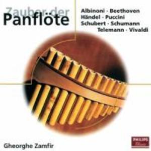 ZAUBER DER PANFLÖTE als CD