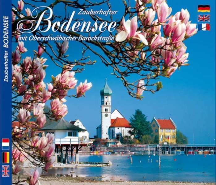 Zauberhafter Bodensee als Buch