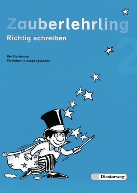 Zauberlehrling 2 Vereinfachte Ausgangsschrift als Buch
