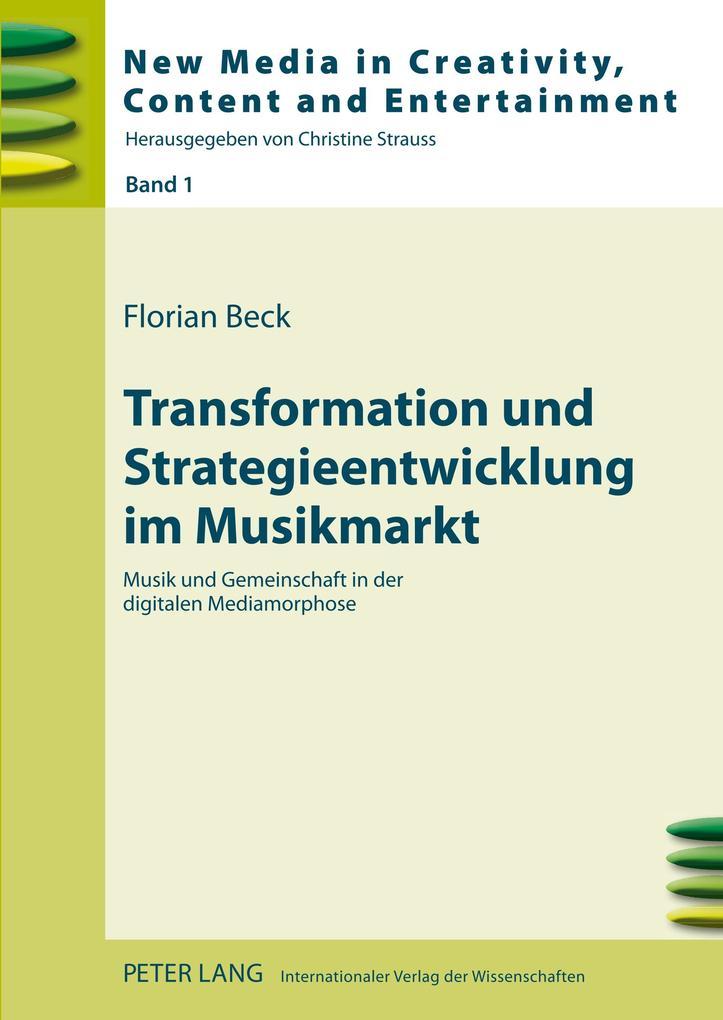 Transformation und Strategieentwicklung im Musi...