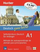 Deutsch ganz leicht A1. Spanisch