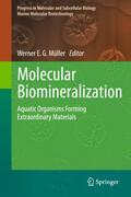 Molecular Biomineralization