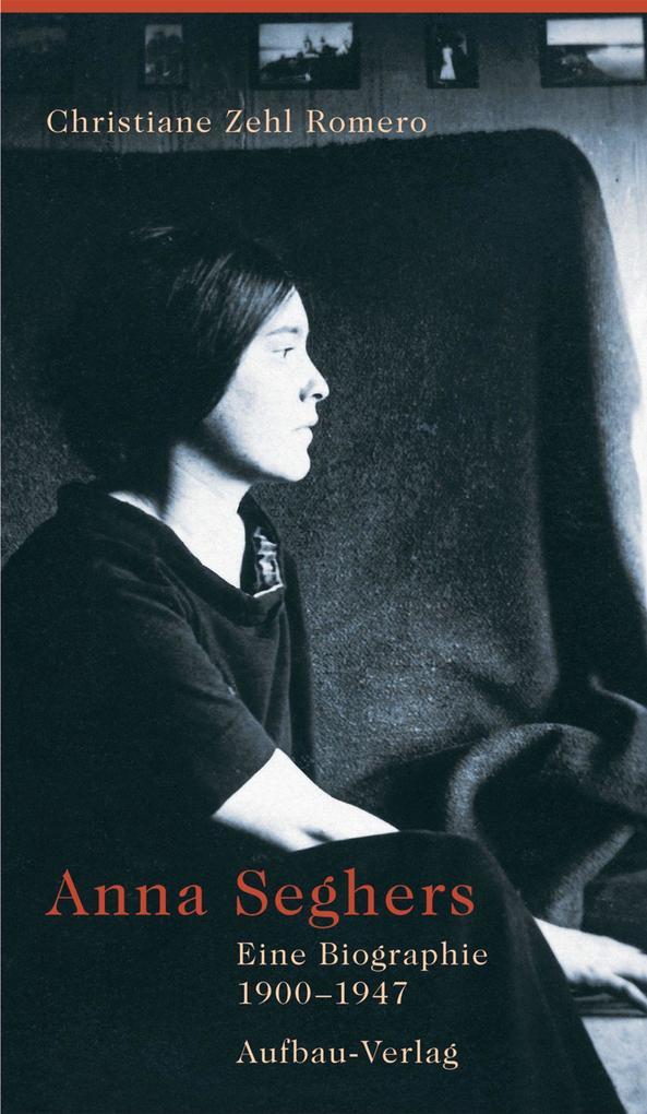 Anna Seghers als Buch