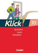 Klick! Deutsch 10. Schuljahr. Schülerbuch. Westliche Bundesländer