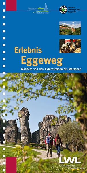 Erlebnis Eggeweg als Buch von Horst Gerbaulet