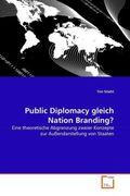 Public Diplomacy gleich Nation Branding?