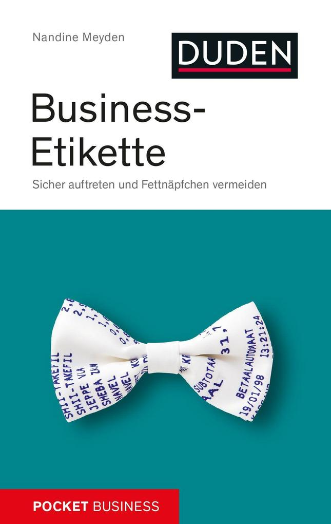 Pocket Business Business-Etikette als Buch von ...