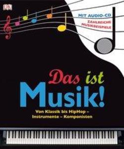 Das ist Musik! als Buch von