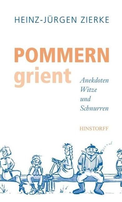 Pommern grient als Buch von Heinz-Jürgen Zierke