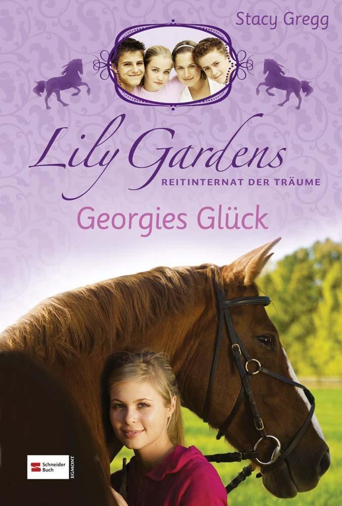 Lily Gardens 03, Reitinternat der Träume 03. Ge...