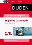 Duden - Einfach klasse in Englisch. Englische Grammatik 7./8.Klasse