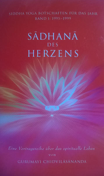 Sadhana des Herzens als Buch