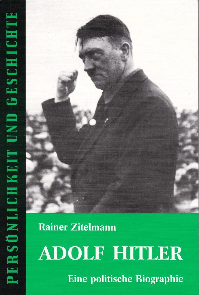 Adolf Hitler. Eine politische Biographie als Taschenbuch