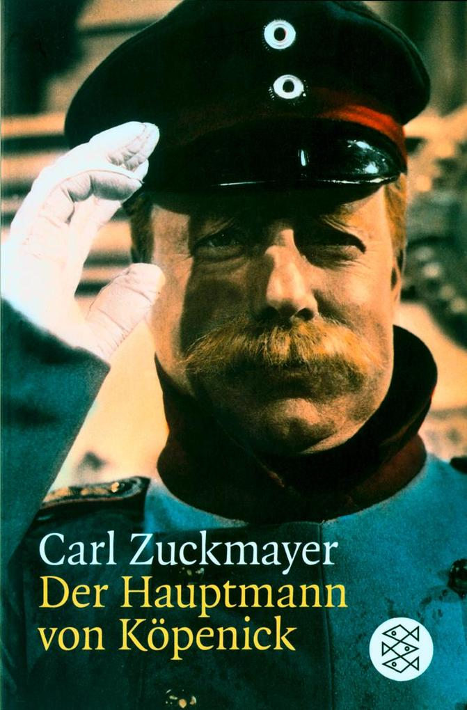 Der Hauptmann von Köpenick als Taschenbuch