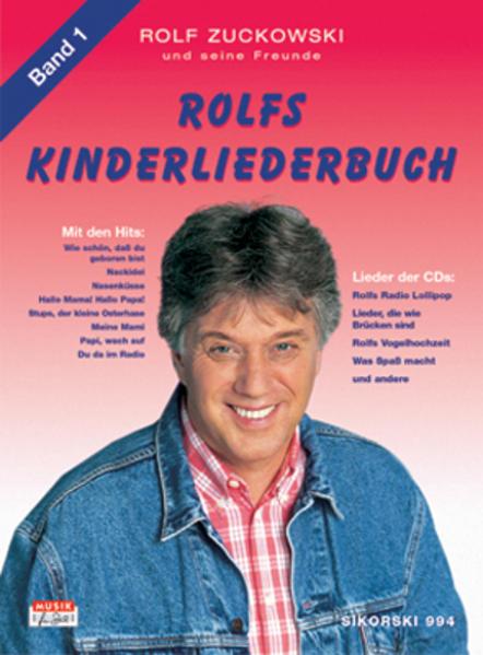 Rolfs Kinderliederbuch I als Buch