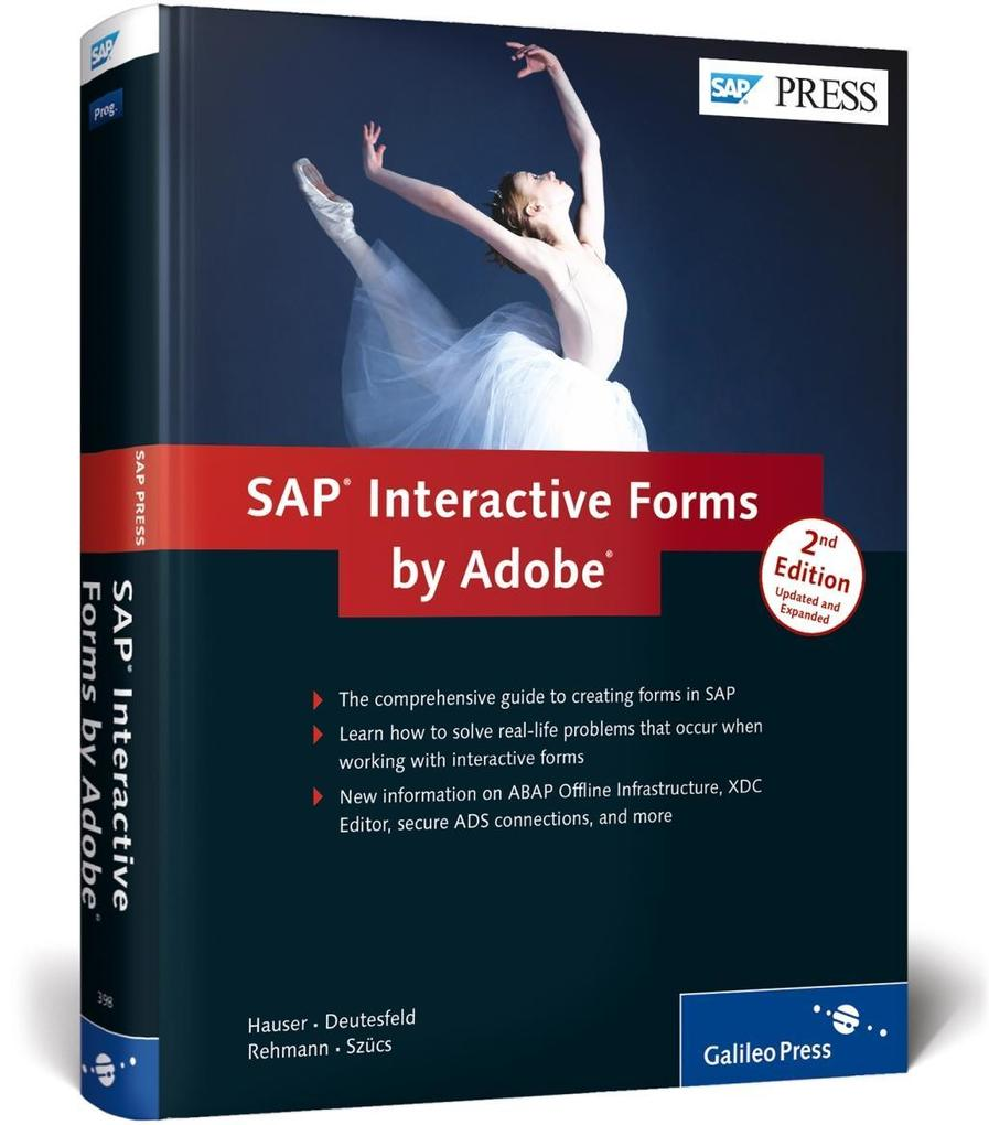 SAP Interactive Forms by Adobe als Buch von Jür...