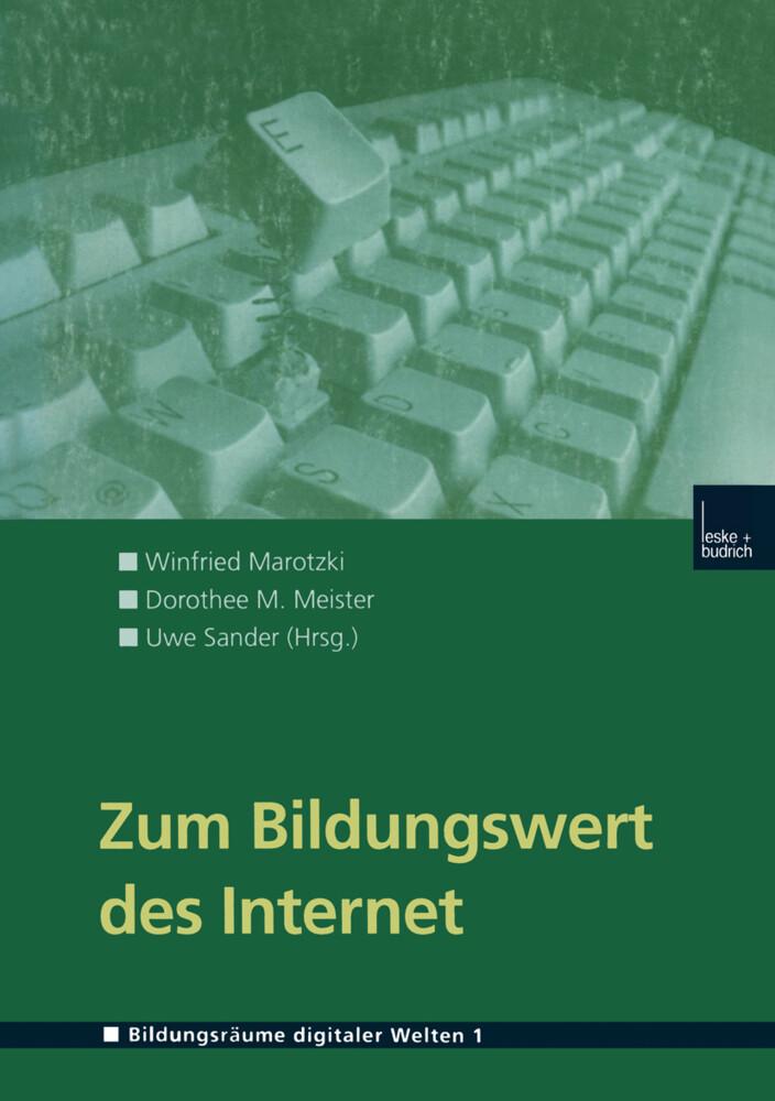 Zum Bildungswert des Internet als Buch von