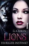 Lions 02 - Feuriger Instinkt