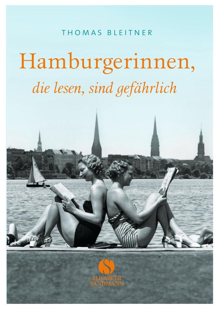 Hamburgerinnen, die lesen, sind gefährlich als ...