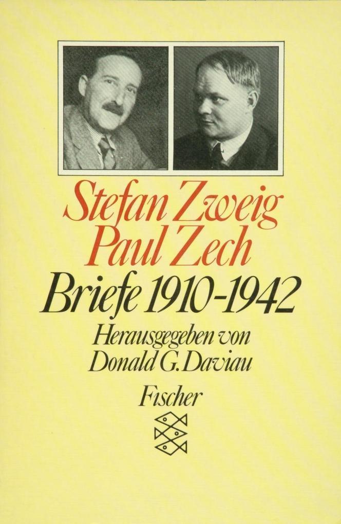 Briefe 1910 - 1942 als Taschenbuch