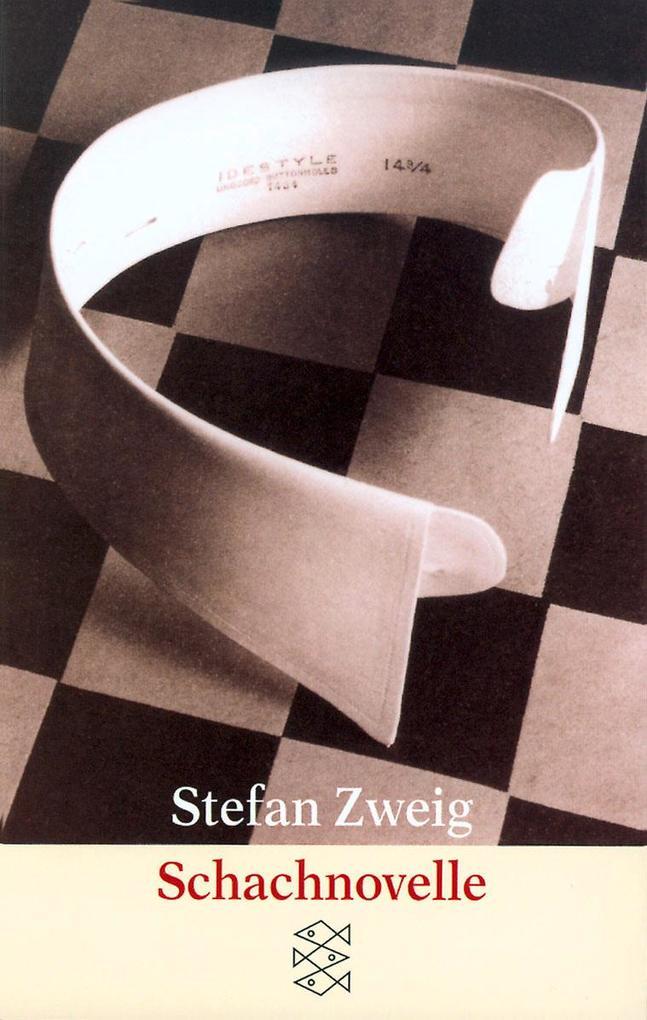 Schachnovelle als Taschenbuch