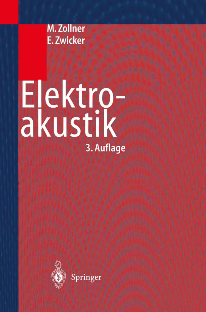 Elektroakustik als Buch