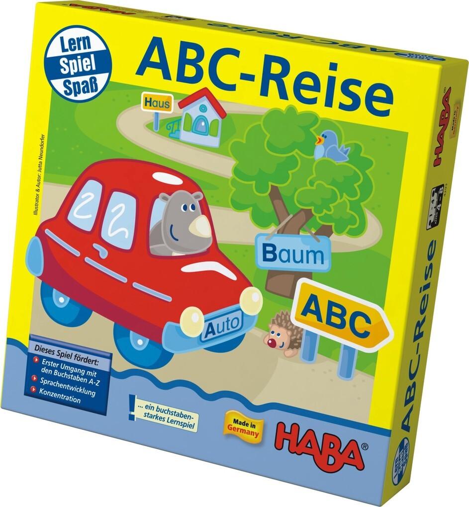 HABA - ABC-Reise
