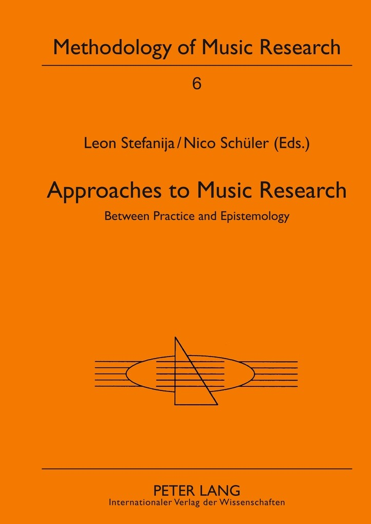 Approaches to Music Research als Buch von