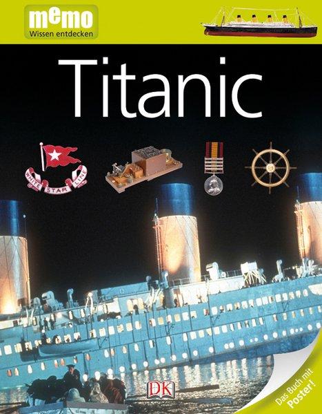 Titanic als Buch von