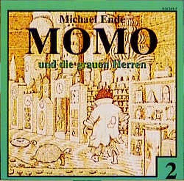 Momo 2 und die grauen Herren. CD als Hörbuch