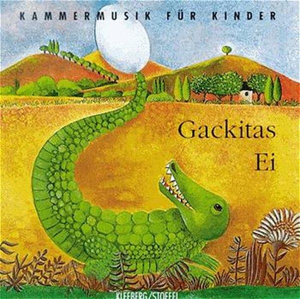 Gackitas Ei. CD als Hörbuch