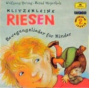 Klitzekleine Riesen. CD als CD