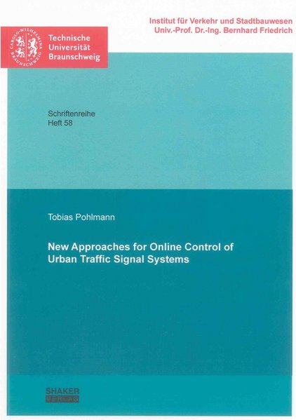 New Approaches for Online Control of Urban Traf...