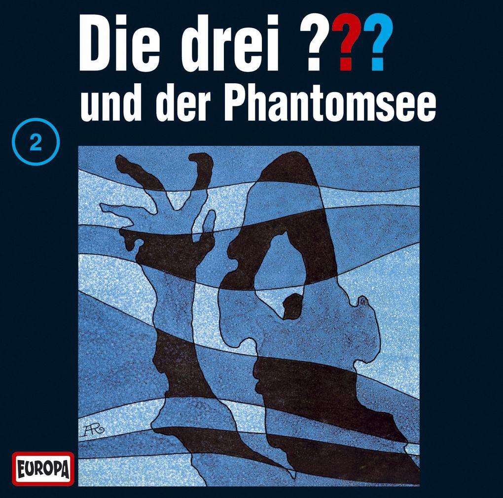 Die drei ??? 002 und der Phantomsee (drei Fragezeichen) CD als Hörbuch