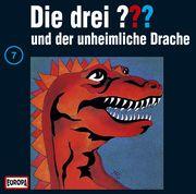 Die drei ??? 7 und der unheimliche Drache (drei Fragezeichen) CD
