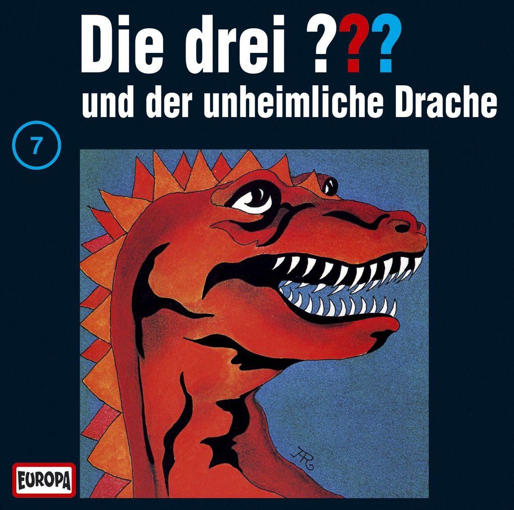 Die drei ??? 7 und der unheimliche Drache (drei Fragezeichen) CD als Hörbuch