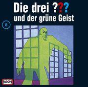 Die drei ??? 008 und der grüne Geist (drei Fragezeichen) CD