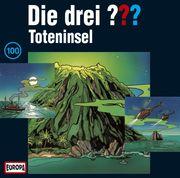 Die drei ??? 100. Toteninsel (drei Fragezeichen) 3 CDs