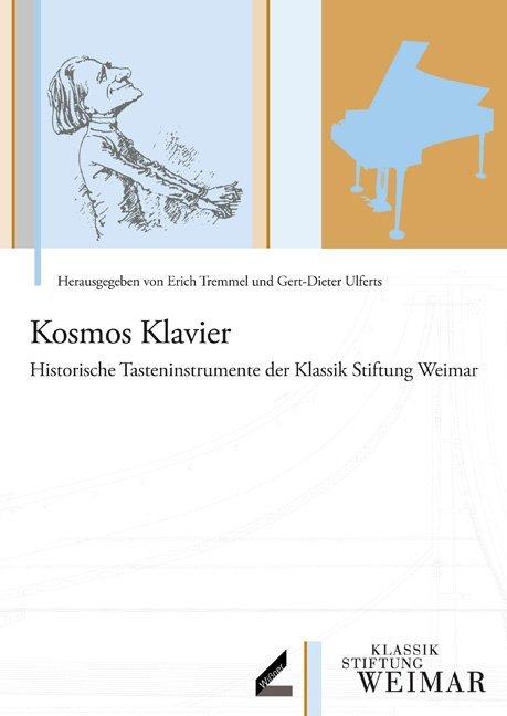 Kosmos Klavier als Buch von