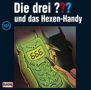 Die drei ??? 101. Hexenhandy (drei Fragezeichen) CD
