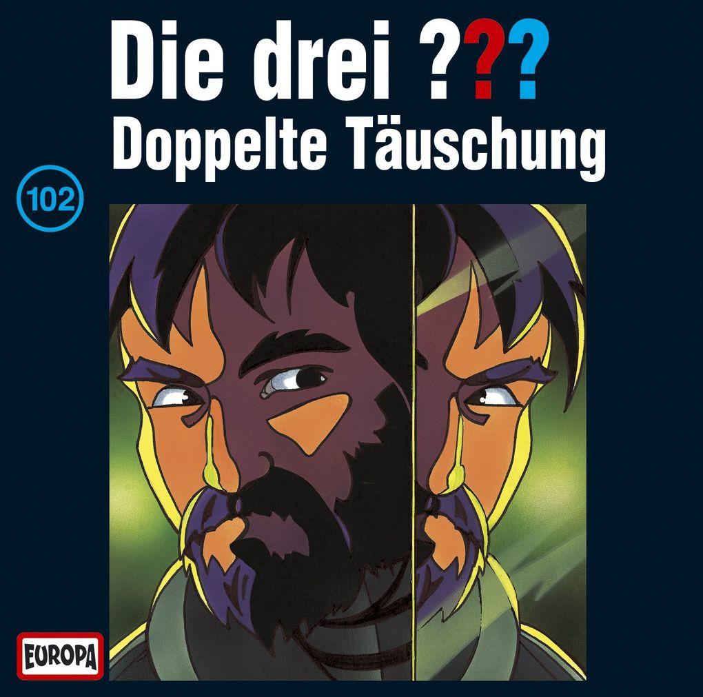 Die drei ??? 102. Doppelte Täuschung (drei Fragezeichen) CD als Hörbuch