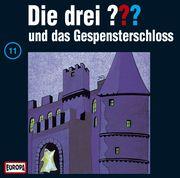 Die drei ??? 11 und das Gespensterschloß (drei Fragezeichen) CD