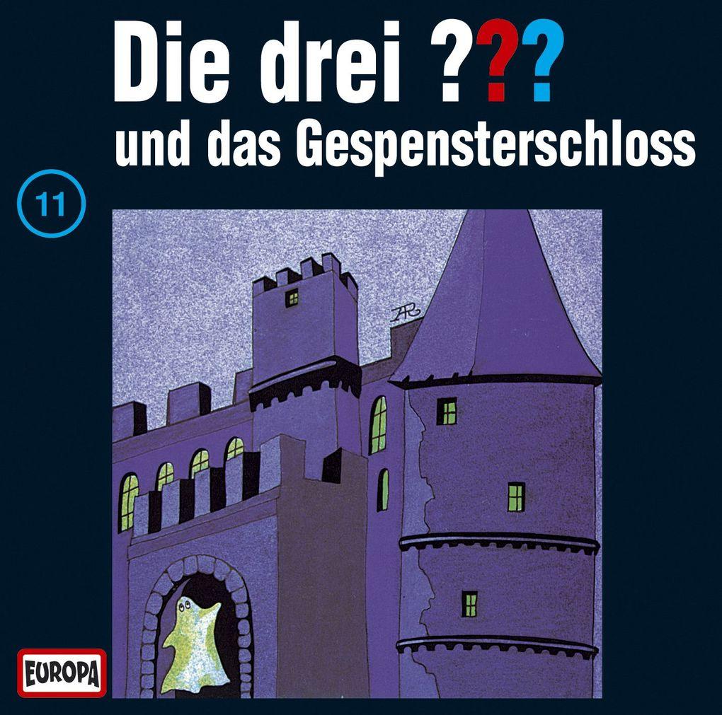 Die drei ??? 11 und das Gespensterschloß (drei Fragezeichen) CD als Hörbuch