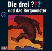 Die drei ??? 014 und das Bergmonster (drei Fragezeichen) CD