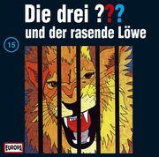 Die drei ??? 015 und der rasende Löwe (drei Fragezeichen) CD