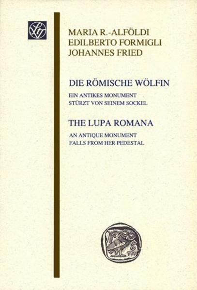 Die römische Wölfin / The Lupa Romana als Buch (gebunden)